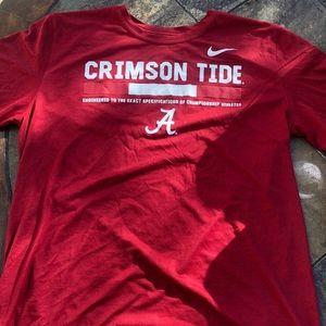 Alabama Crimson Tide: Nike Dri-Fit T-Shirt